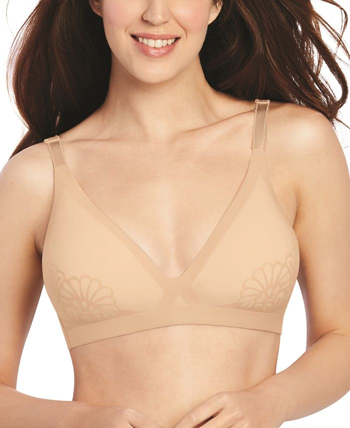 Bali - Beauty Lift™ Gravity Defying™ Natural Lift Wireless Bra DF6564