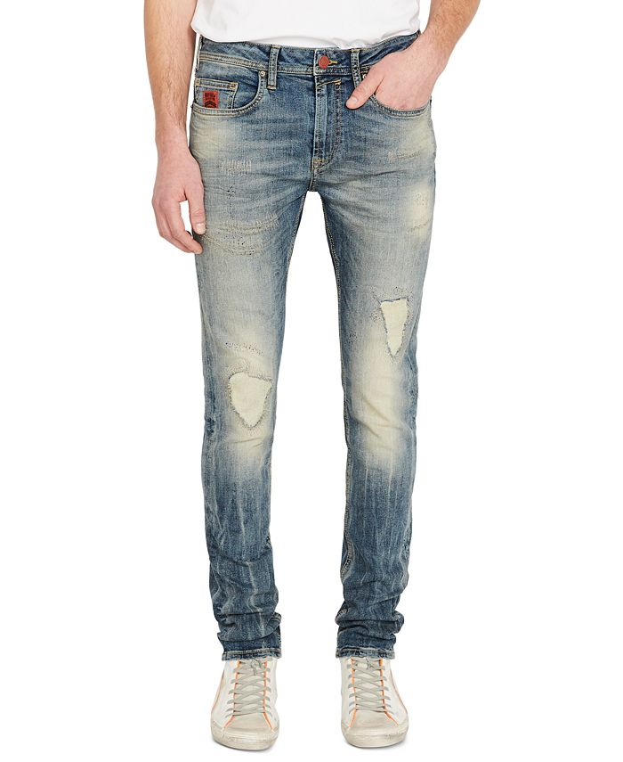 Buffalo David Bitton - Men's SUPER MAX-X Skinny Jeans