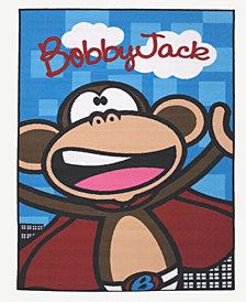 "Fun Rugs Bobby Jack Big Head Bobby 19"" x 29"" Area Rug"