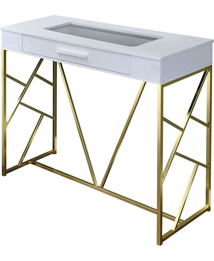 Furniture of America - Jeremiah Bar Table, Quick Ship