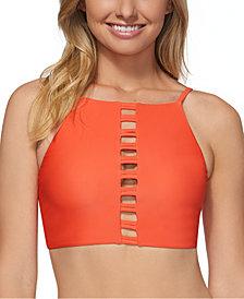 Raisins Juniors' Bahamas High-Neck Bikini Top