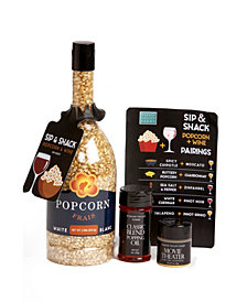 Wabash Valley Farms Sip and Snack Gourmet Popcorn Gift Set