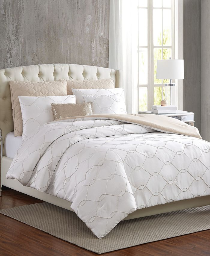 5th Avenue Lux Serafina Queen Comforter Set Reviews Bed In A Bag Bed Bath Macy S