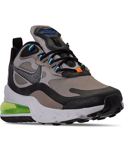 Poderoso cada vez Apariencia  Nike Men's Air Max 270 React Winter Casual Sneakers from Finish Line &  Reviews - Finish Line Athletic Shoes - Men - Macy's