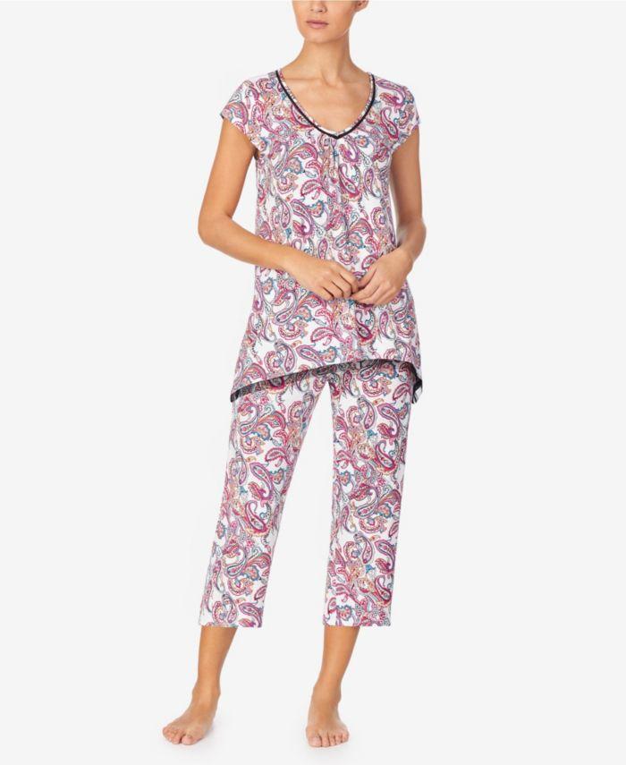 Ellen Tracy Women's Short Sleeve Pajama Top & Reviews - Women - Macy's