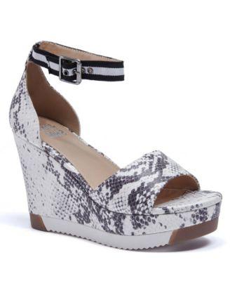 Grace Lug Sole Wedge Sandals \u0026 Reviews