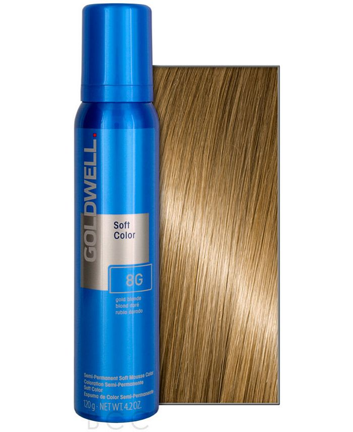 Goldwell - Colorance Soft Color - Gold Blonde, 4.2-oz.