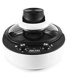 Aroma AAF-500 4.7 Quart Turbo Air Fryer, Multicooker