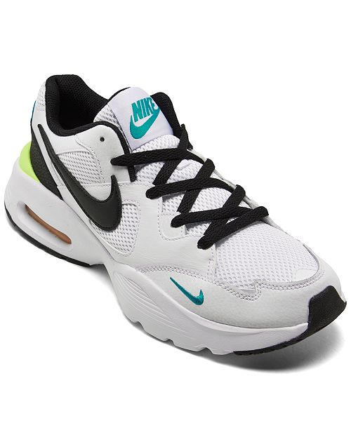 afijo Referéndum declarar  Nike Men's Air Max Fusion Running Sneakers from Finish Line & Reviews -  Finish Line Athletic Shoes - Men - Macy's
