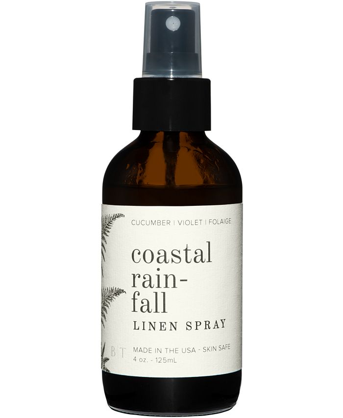 Broken Top Candle Co - . Coastal Rainfall Linen Spray, 4-oz.