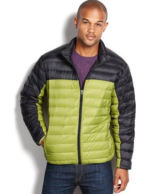 hawke and co packable down jacket how to pack