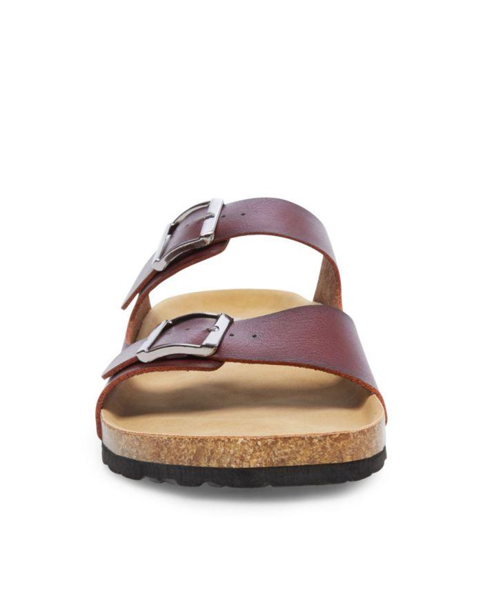 Steve Madden Men's Tafted Sandal & Reviews - All Men's Shoes - Men - Macy's
