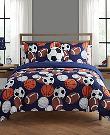 Jessica Sanders Play All Day Twin 5 Piece Comforter Set