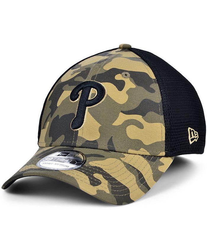 New Era - Men's Philadelphia Phillies Camo Neo 39THIRTY Cap