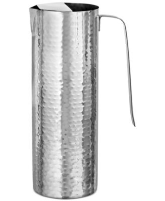 Marquis by Waterford Barware, Vintage Stainless Steel Pitcher