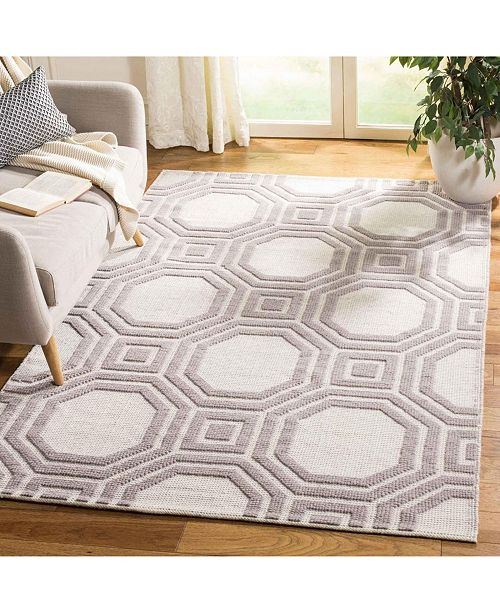 Martha Stewart Collection Vermont Msr2554a Ivory 4 X 6 Area Rug Reviews Rugs Macy S