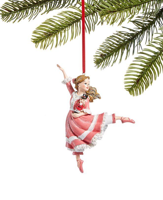 Holiday Lane Nutcracker Ballerina, Created for Macy's