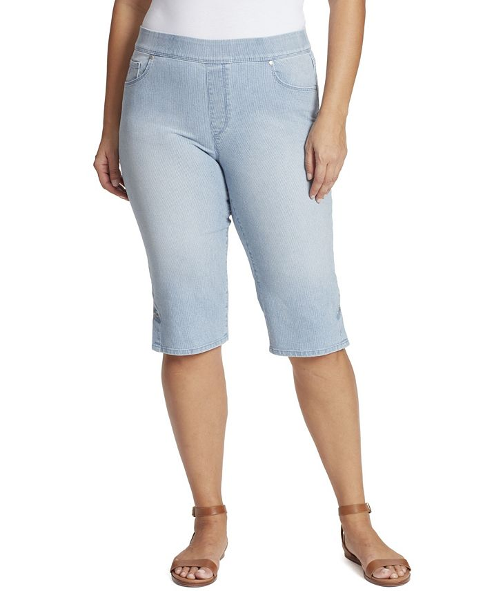Gloria Vanderbilt - Trendy Plus Size Avery Skimmer Jeans