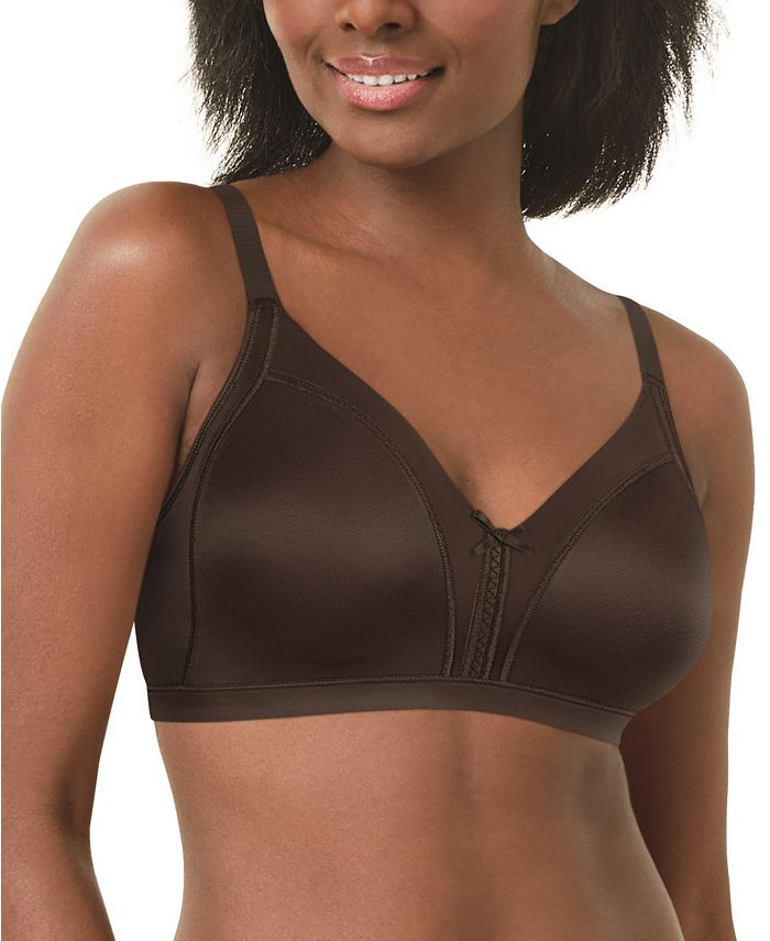 Bali - Double Support Back Smoothing Wirefree Bra with Cool Comfort DF0044