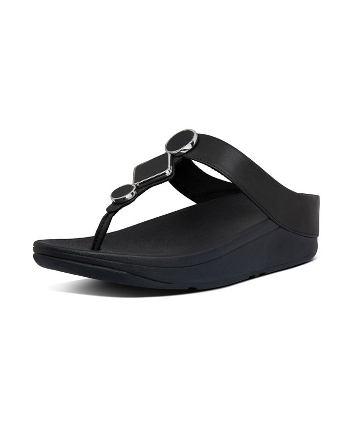 FitFlop - Leia Toe-Thong Sandals