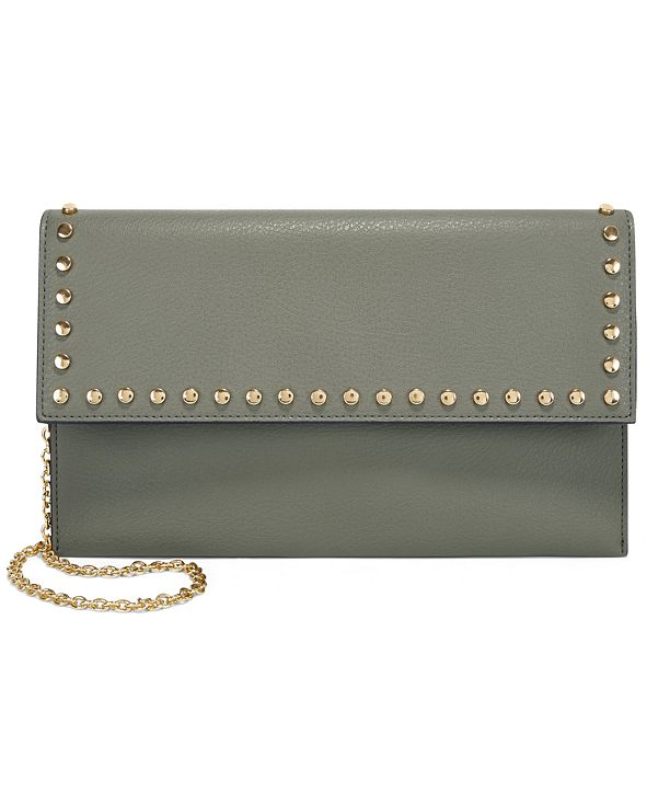 INC International Concepts INC Jeenn Foldover Clutch, Created For Macy's