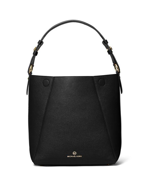 Michael Kors Lucy Medium Hobo Shoulder Bag