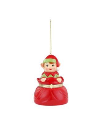 Mr Christmas The Porcelain Elf Music Box
