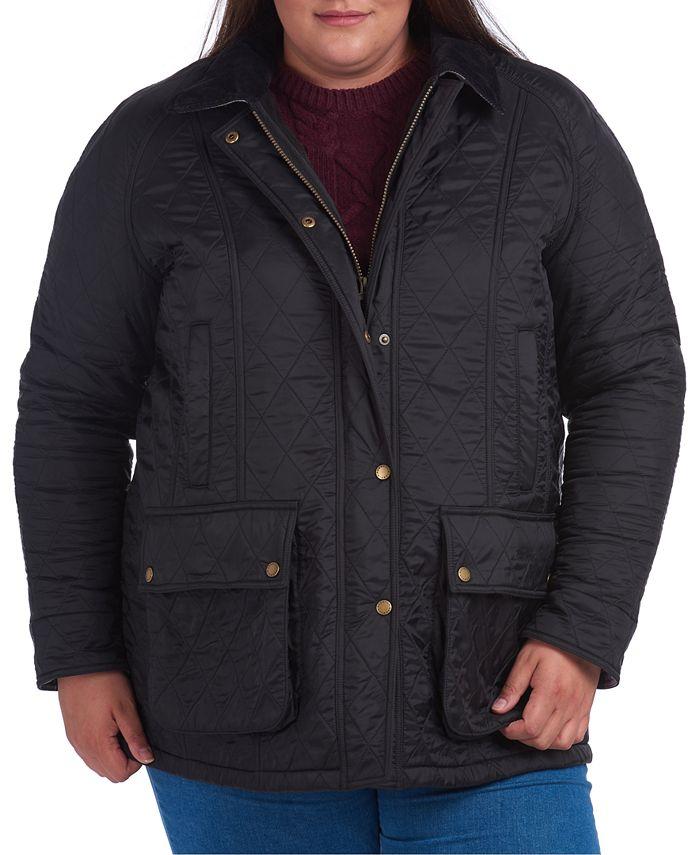 Barbour - Plus Size Beadnell Polarquilt Coat