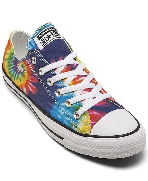 converse tie and dye