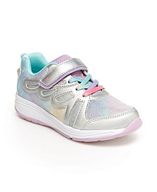 Stride Rite Toddler Girls SR Lighted Fly Away Athletic Shoe