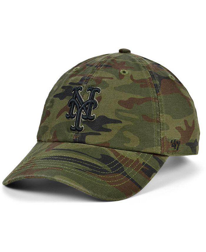 '47 Brand - New York Mets Regiment CLEAN UP Cap