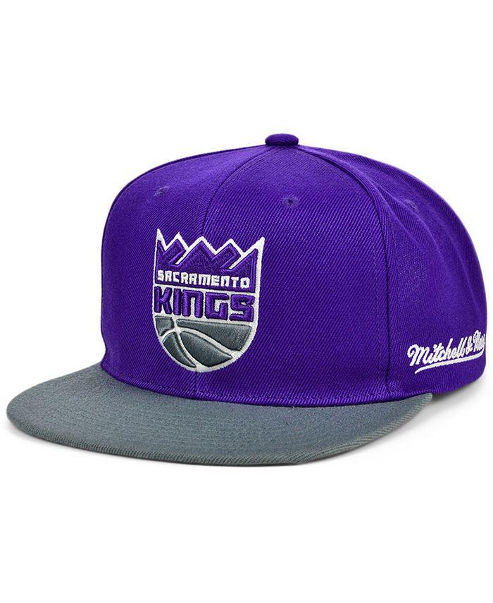 Mitchell & Ness - Sacramento Kings The Drop Snapback Cap