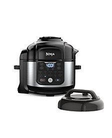 Ninja® Foodi® 11-in-1 6.5-qt Pro Pressure Cooker + Air Fryer with Stainless finish, FD302