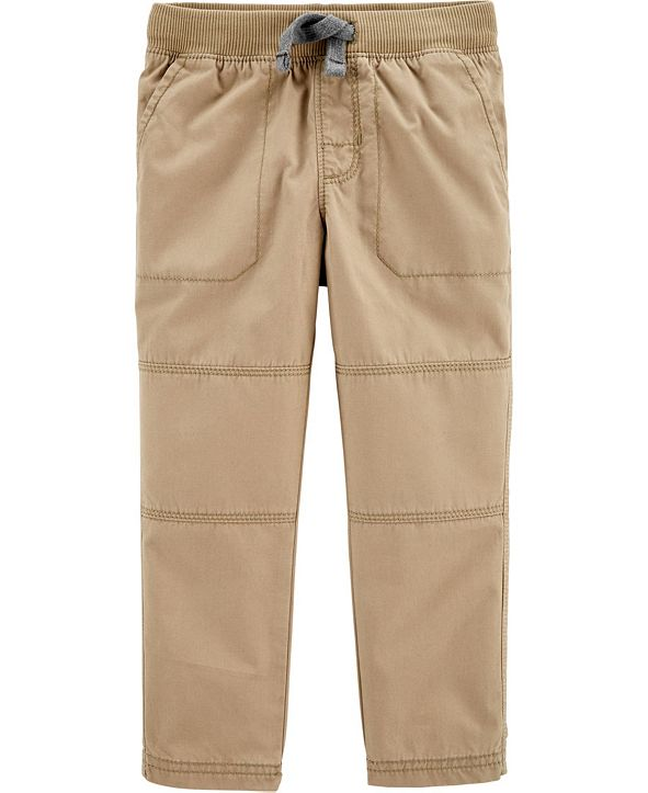 Carter's Baby Boy Pull-On Reinforced Knee Pants