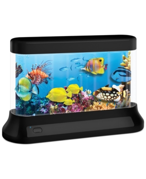 Upc 694202109311 discovery kids toy aquarium fish lamp for Fish tank for kids