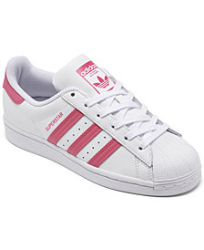 adidas Originals Big Kids Superstar Casual Sneakers from Finish Line