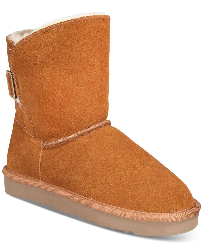 Style & Co - Teenyy Cold-Weather Booties