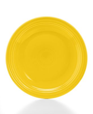 "Fiesta 7.25"" Sunflower Salad Plate"