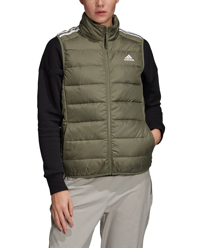 adidas - Essentials Water-Repellent Insulated Vest