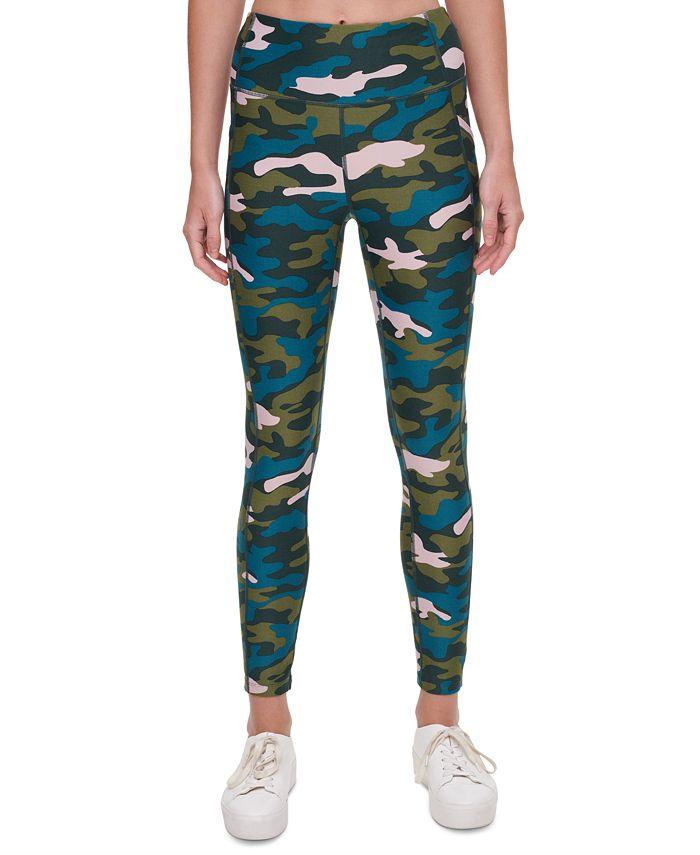 Calvin Klein - Printed High-Waist Leggings