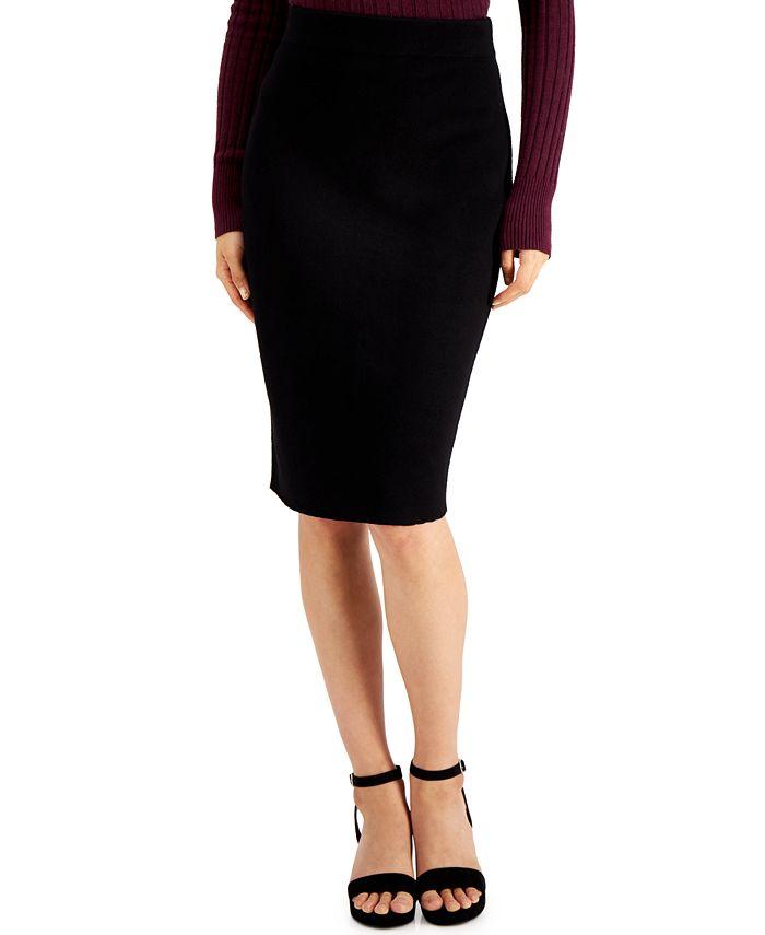 Palette - Knit Pencil Skirt