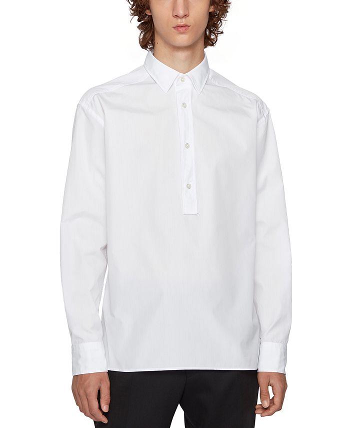 Hugo Boss - Men's Ferris Relaxed-Fit Shirt