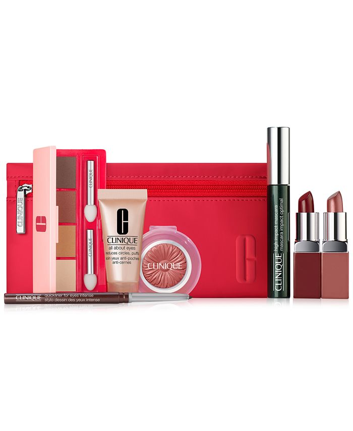 Clinique - 8-Pc. From Daylight To Date Night Gift Set