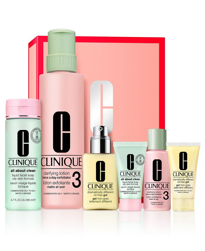 Clinique - 6-Pc. Great Skin Everywhere Gift Set