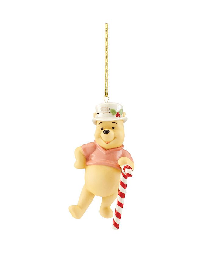 Lenox - 2020 Christmas Cheer Winnie The Pooh Ornament
