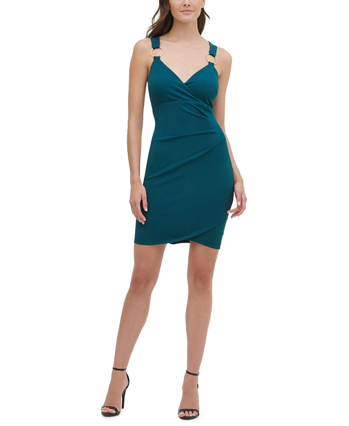 GUESS - Ring-Detail Bodycon Dress