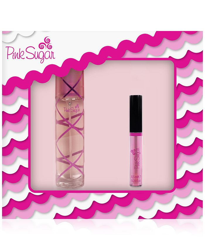 Pink Sugar - 2-Pc. Eau de Toilette & Lip Gloss Gift Set