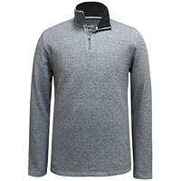Alfani Mens Mock-Neck Quarter-Zip Sweater Deals
