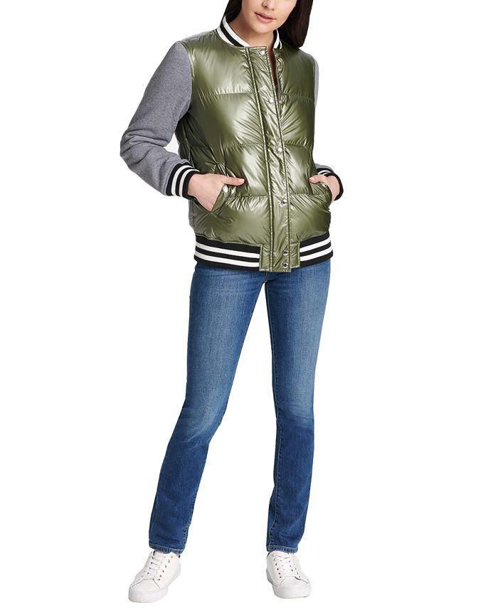 Levi's - Juniors' Trendy Plus Size Bomber Jacket