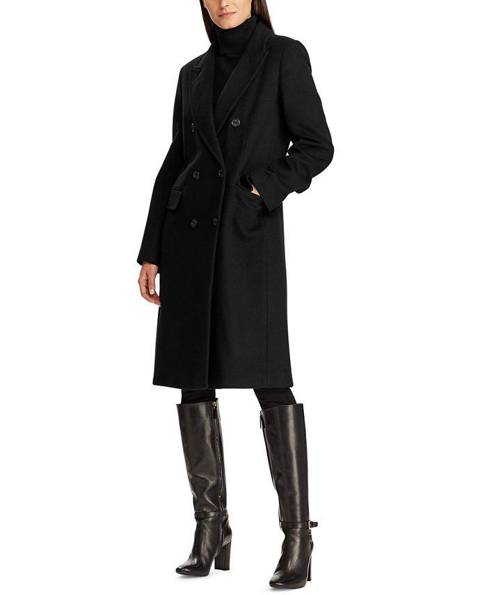 Lauren Ralph Lauren - Double-Breasted Coat